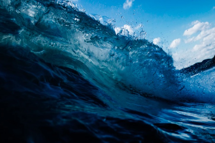 Bible Verses About Ocean Waves