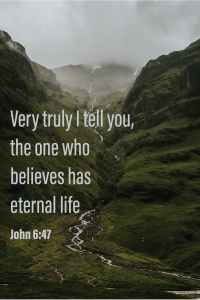 Bible Verses About Believing