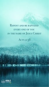 Acts 2:38 - Bible Verses About Salvation